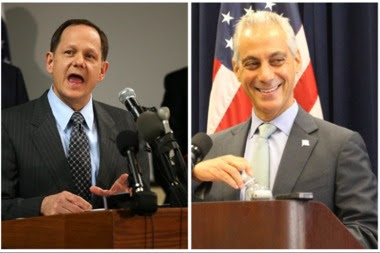 St. Louis Mayor Won't Make Bet With Rahm, Says Staff Time Too Precious
