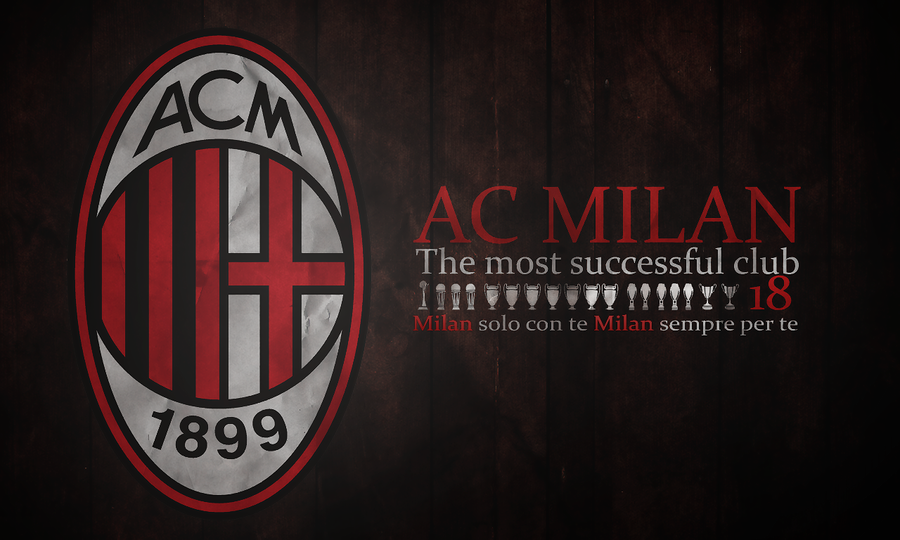 AC Milan by Y2N1Salim on DeviantArt