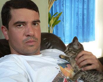 Rodrigo Muxfeldt Gularte, condenado por tráfico na Indonésia.