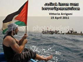 vittorio,relawan Itali