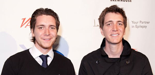 James dan Oliver Phelps. (GettyImages)