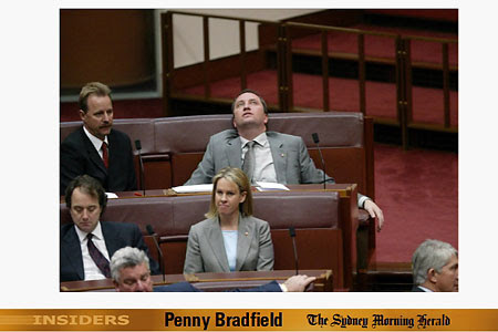 Barnaby Joyce. Insiders