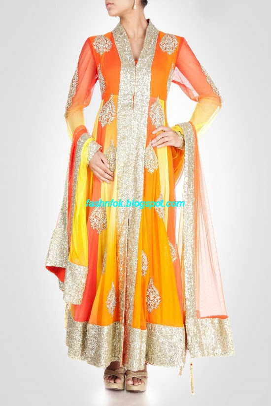 Anarkali-Brides-Dulhan-Bridal-Wedding-Party-Wear-Embroidered-Frock-Designs-2013-by-Pam-Mehta-8
