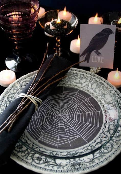 Halloween Theme Wedding Ideas