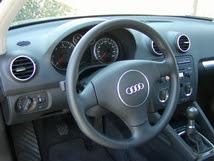 Audi A3 8p 2003 Innenraum
