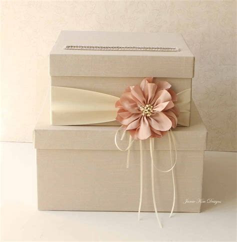 Money Box For Wedding Ideas