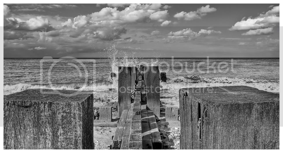 Beach,sea,Cromer,Norfolk