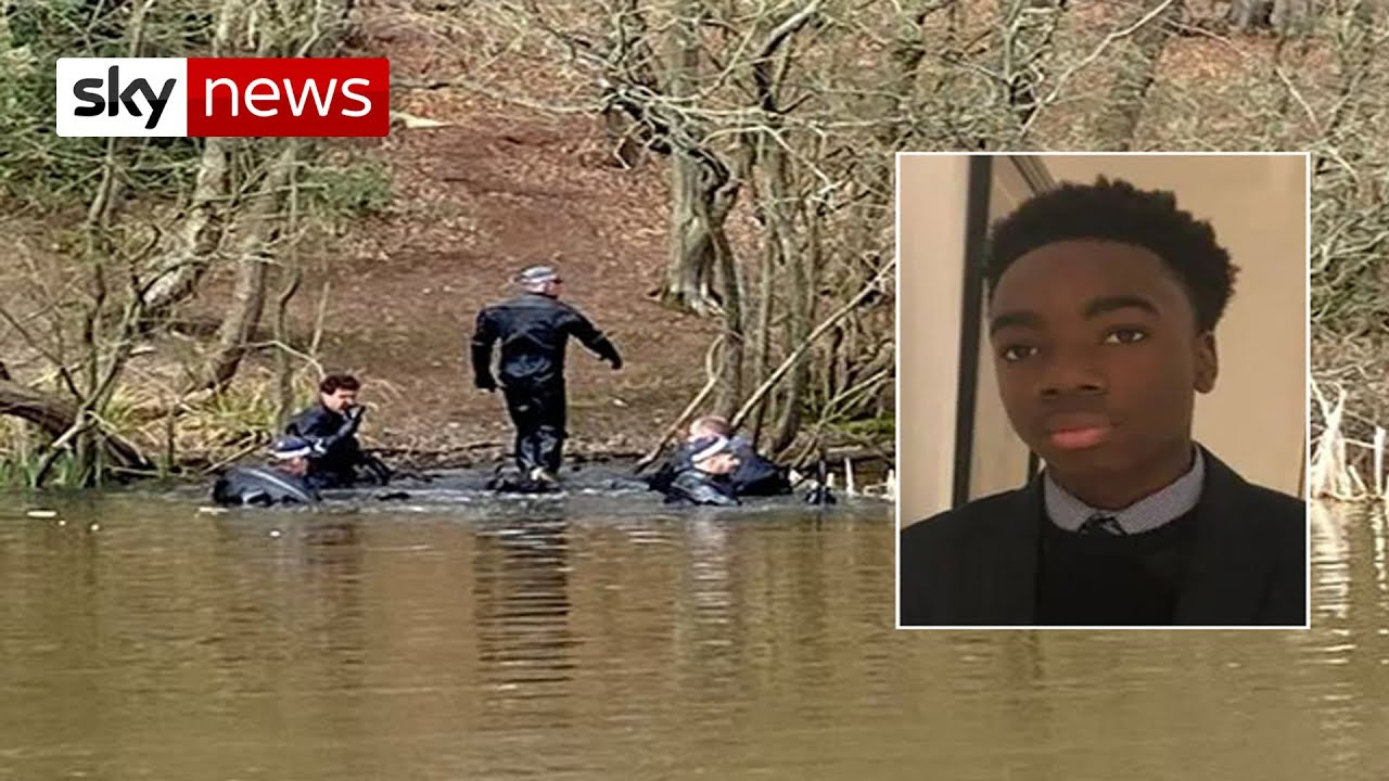 Police confirm body found in Epping Forest is Richard Okorogheye - Richard Okorogheye