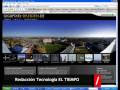 Television  News - Kolumbien - www.dresden-26-gigapixels