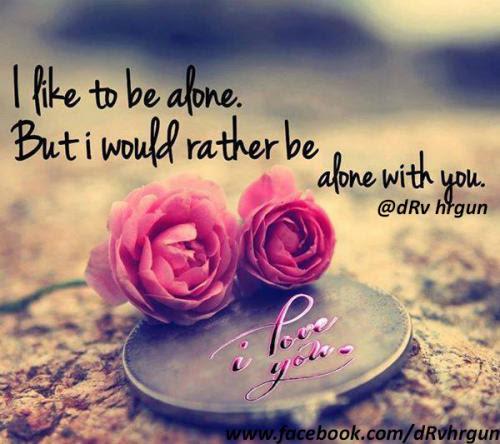 Dhruv Kumar Drvhrgun Being Alone Quotes