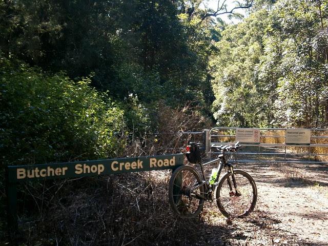 Butcher Shop Creek Road