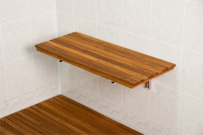 Why You Should Buy A Teak Shower Seat Teak Patio Furniture World