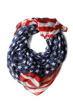 Rock Star-Spangled Scarf