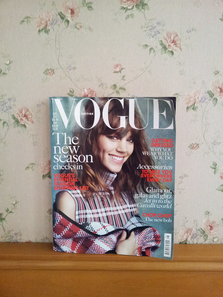 vogue british uk freja
