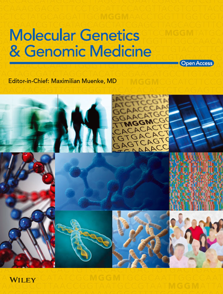 Molecular Genetics & Genomic Medicine