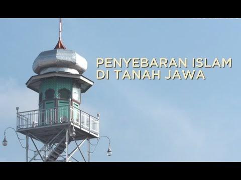 Penyebaran Islam di Tanah Jawa