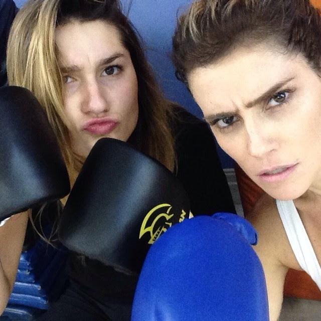Sasha e Deborah Secco (Foto: Reprodução/Instagram)