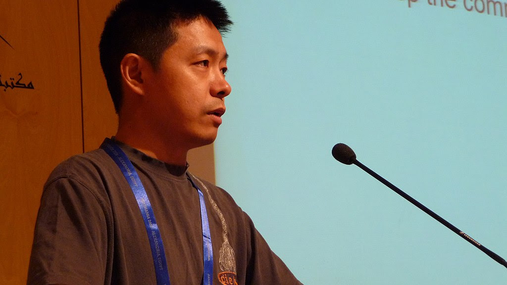 Wikimania 2008 Alexandria - Ting Chen workshop - 4