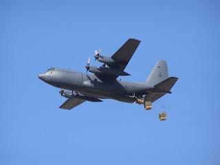 RNZAF C130H Hercules