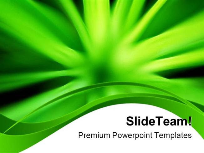Green Energy Abstract Powerpoint Templates And Powerpoint Backgrou Authorstream