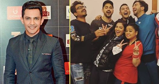 Khatron Ke Khiladi 9 Team Celebrated Aditya Narayan's Birthday