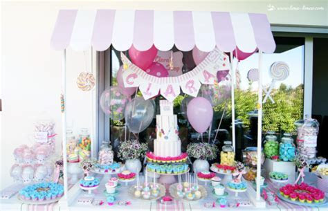 Candy Shop Themed Birthday Party   Birthday Party Ideas