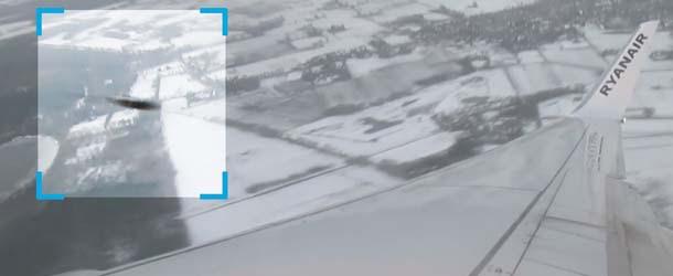 Pilotos turcos vieron un OVNI una hora antes de que desapareciera el vuelo MS804 de EgyptAir