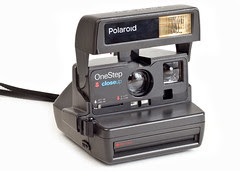 Polaroid One Step 600 Close-Up