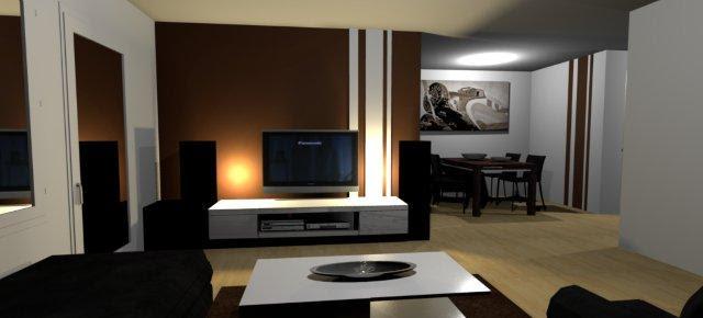 wandfarben ideen wohnzimmer deneme ama l. Black Bedroom Furniture Sets. Home Design Ideas