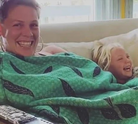 Pink opens up about her and her son's 'terrifying' battle with Coronavirus