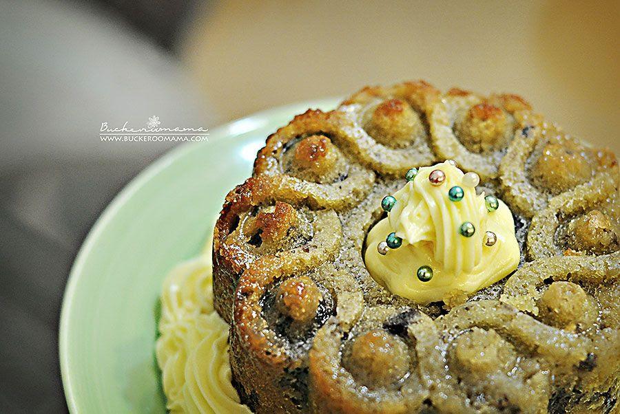 1.16, The cake I baked for my husband's birthday.  (I'd burnt the bottom!)