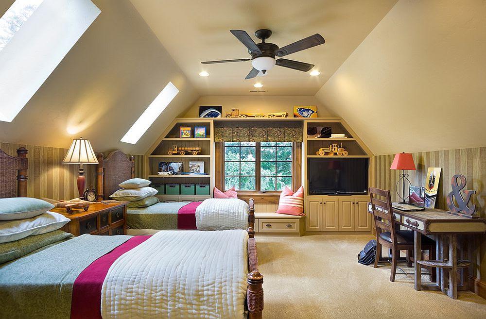 20 Delightful Kidsa Rooms with iSkylightsi