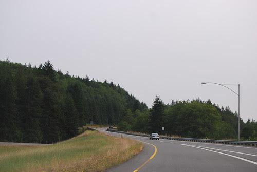 SR 104 @ US 101