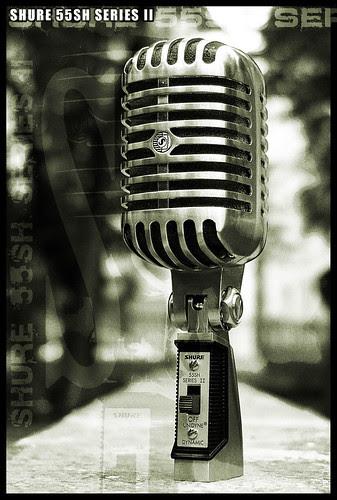 Shure (mic) by XoDoS