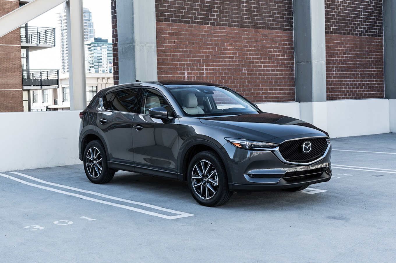 ThreeRow Mazda CX8 Crossover Announced for Japan  Motor Trend