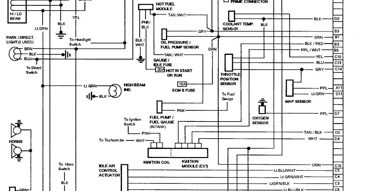 98 Silverado Wiring Diagram