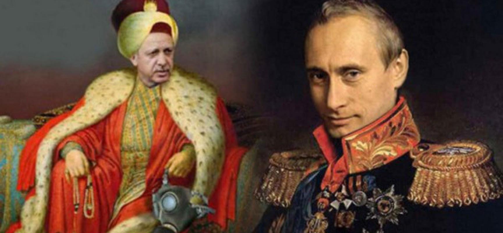 Comment pourrait se concrétiser le rapprochement entre la Turquie et la Russie ?
