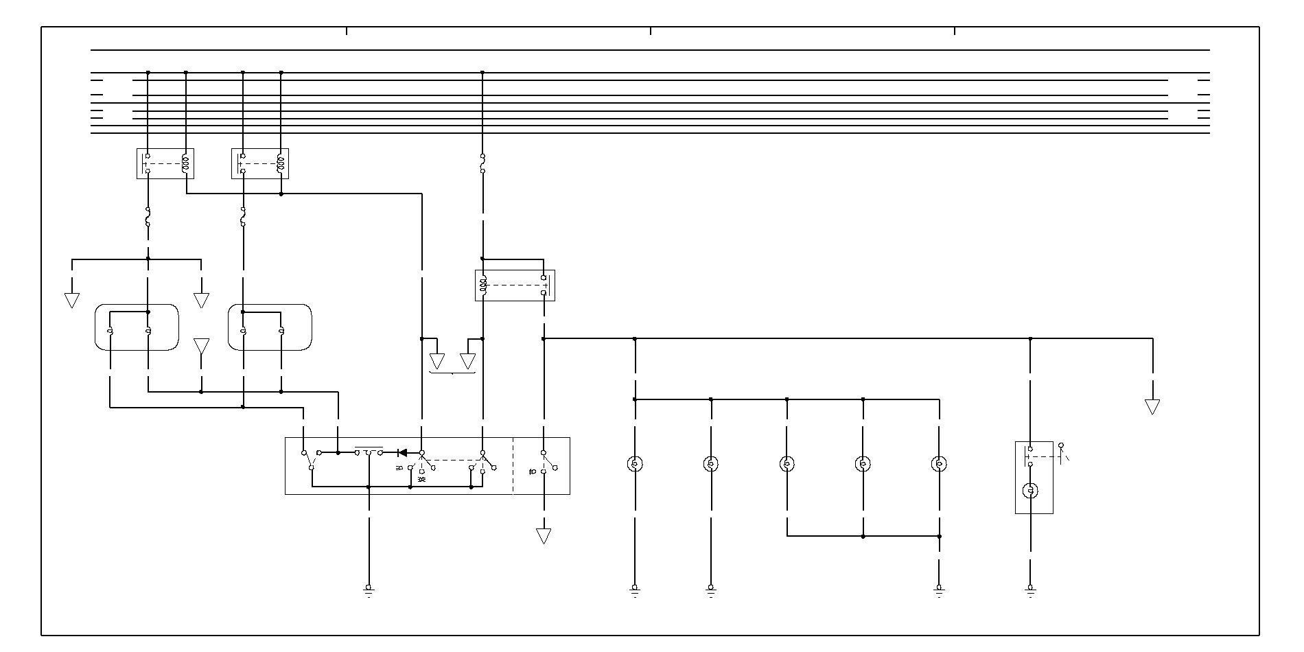 Wiring Diagram Honda Cr V 2002 2003 2004 2005