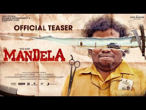 Mandela Tamil Movie Teaser