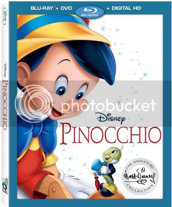 Pinocchio Signature Coll Bluray