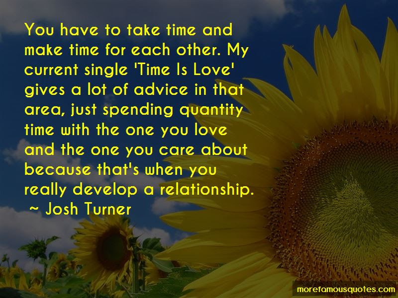 Spending Time Relationship Quotes Top 7 Quotes About Spending Time