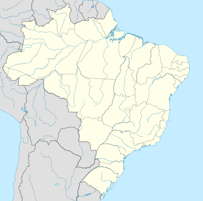 Copa Mundial de Fútbol de 2014 is located in