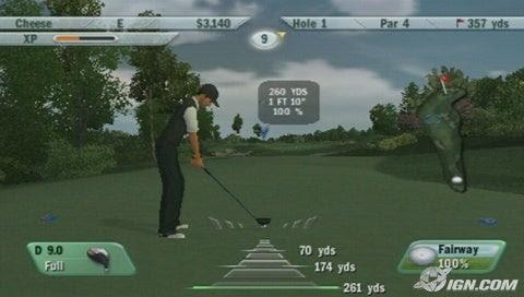 Tiger Woods PGA Tour 09 Screenshot