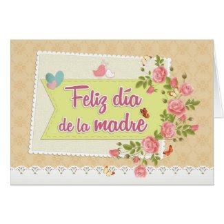 Día de la madre tarjeta