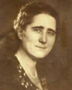 Clara Campoamor en 1936