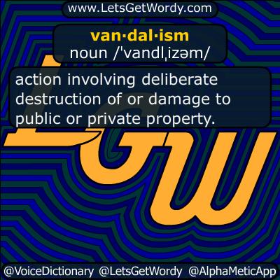 vandalism 12/23/2014 GFX Definition