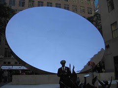 S is for Sky Mirror
