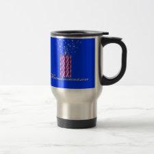 Firecrackinmama Travel Mug mug