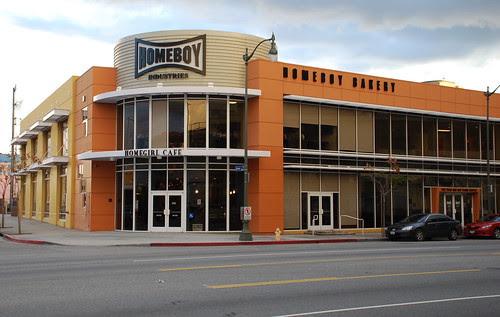 Homeboy Industries and Homegirl Cafe
