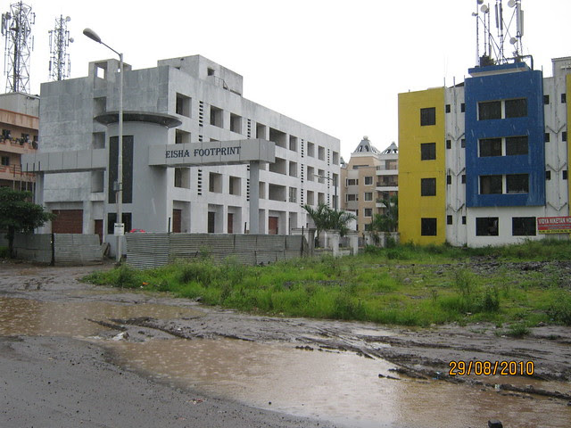 Eisha Foot Print Wakad Pune (www.eishagroup.com)